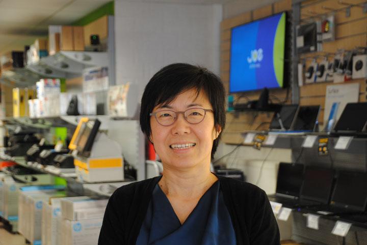 Hwee Cheng Chua